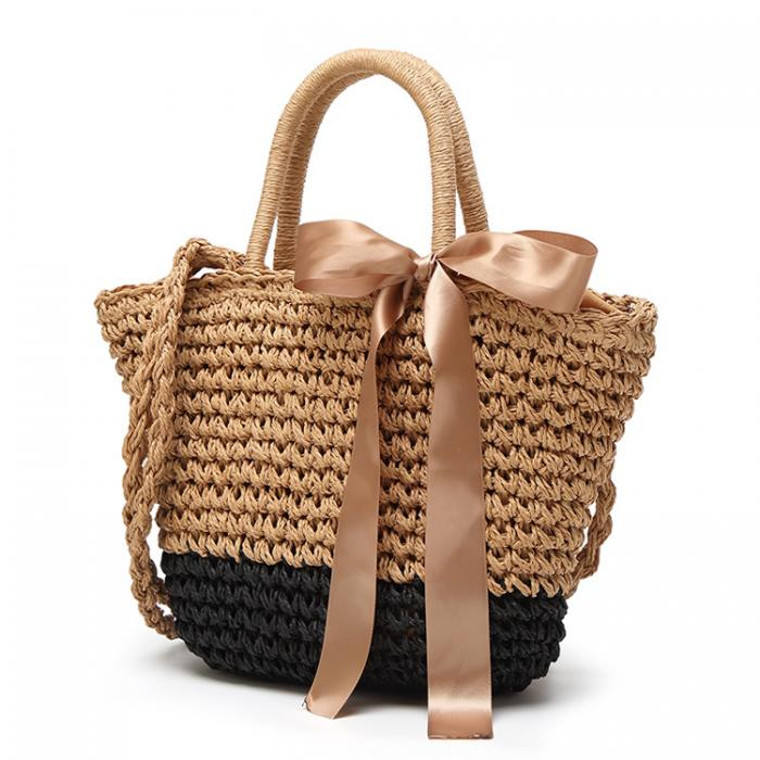 Fashion straw bags Crossbody bags for summer