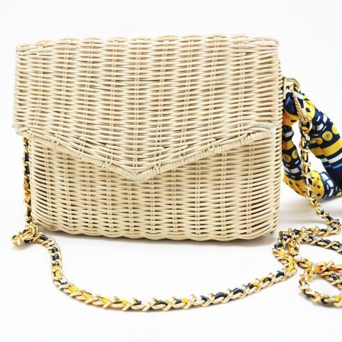 2018 Wicket Straw evening envelope bags wholesale uk and au black gold